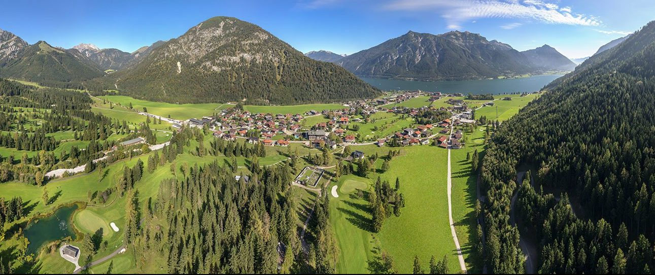 Golfclub Achensee - Ausflug mit Golfshop Fluss