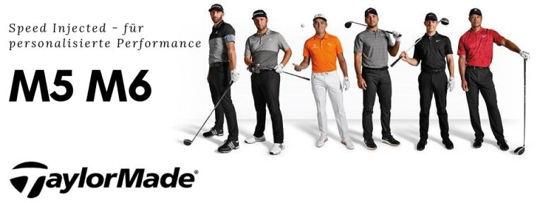 TaylorMade M5 M6